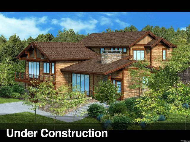 1857 E Kings Peak Cir (Lot Cp-39) Cp-39, Heber City, UT 84032 (#1609313) :: Colemere Realty Associates