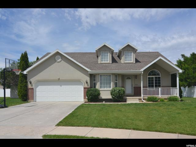 7635 S 1950 E, South Weber, UT 84405 (#1609330) :: Doxey Real Estate Group