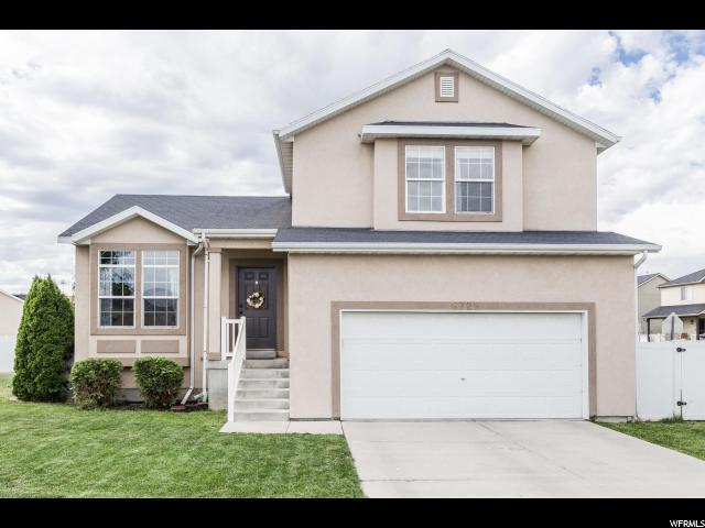 6729 W Hunter Vista Cir, West Valley City, UT 84128 (#1609382) :: Powerhouse Team | Premier Real Estate