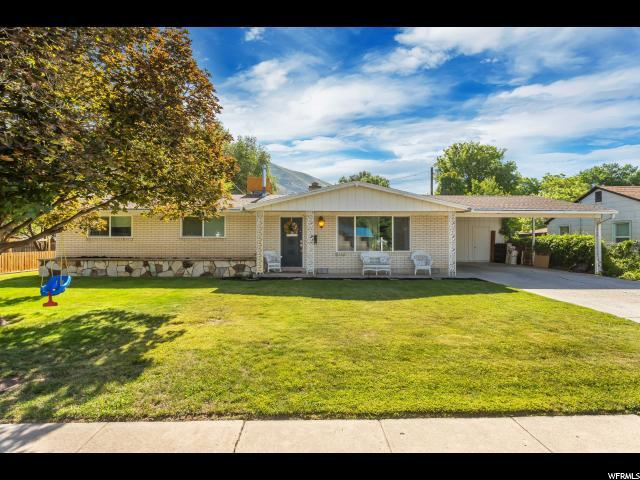 378 N 100 E, Springville, UT 84663 (#1609398) :: Red Sign Team