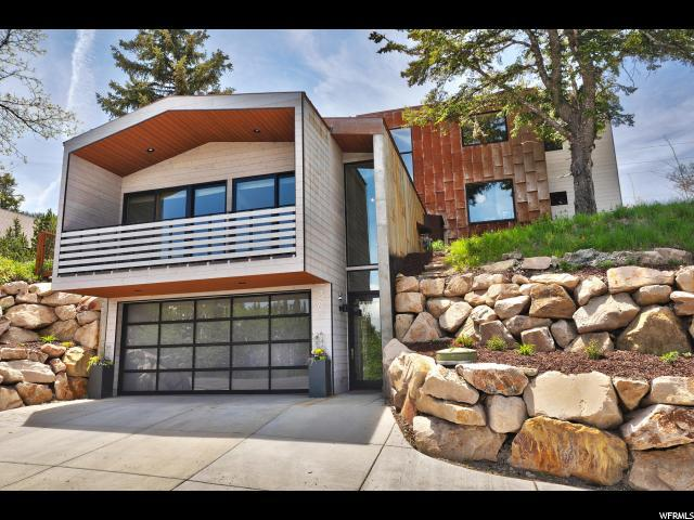 380 Crestview Dr, Park City, UT 84098 (MLS #1609404) :: High Country Properties