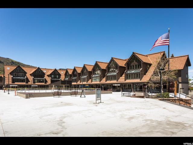 1385 Lowell Ave #103, Park City, UT 84060 (#1609413) :: Doxey Real Estate Group