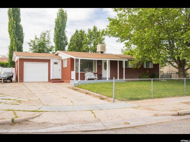 640 W 1875 N, Layton, UT 84041 (#1609427) :: Doxey Real Estate Group