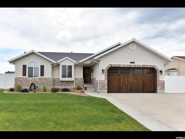 5147 W Elk Horn Peak Dr S, Riverton, UT 84096 (#1609442) :: Exit Realty Success