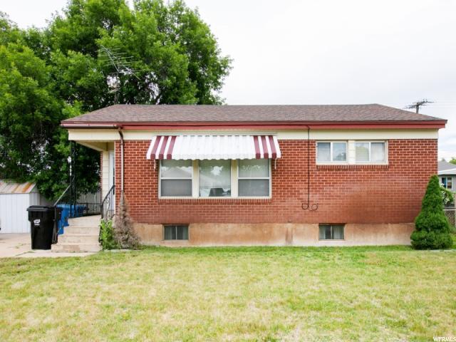 406 W 4575 S, Washington Terrace, UT 84405 (#1609445) :: Exit Realty Success