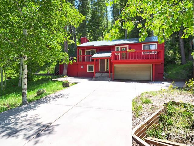 120 Woodland Pl, Park City, UT 84098 (MLS #1609458) :: High Country Properties