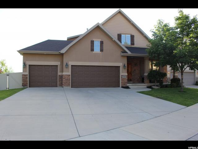 10302 S Eagle Cliff Way, Sandy, UT 84092 (#1609462) :: Red Sign Team