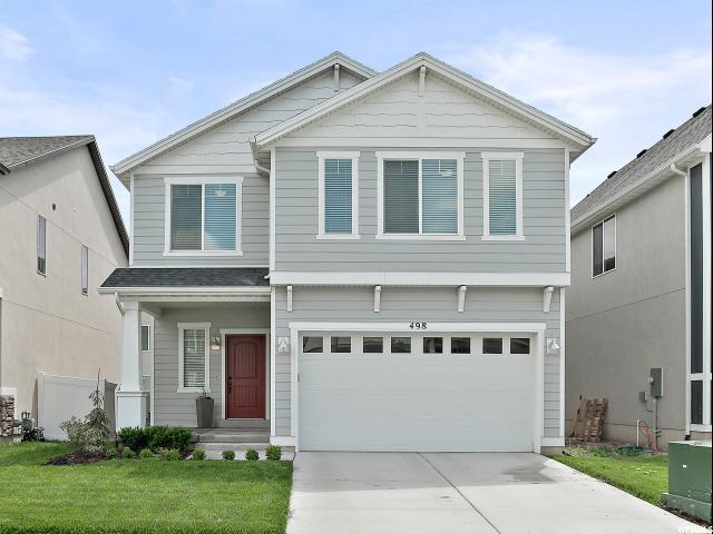 498 S Church Dr, Saratoga Springs, UT 84045 (#1609470) :: The Utah Homes Team with iPro Realty Network