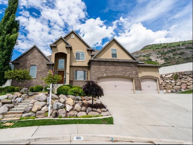 1603 E 300 S, Pleasant Grove, UT 84062 (#1609472) :: Powerhouse Team | Premier Real Estate