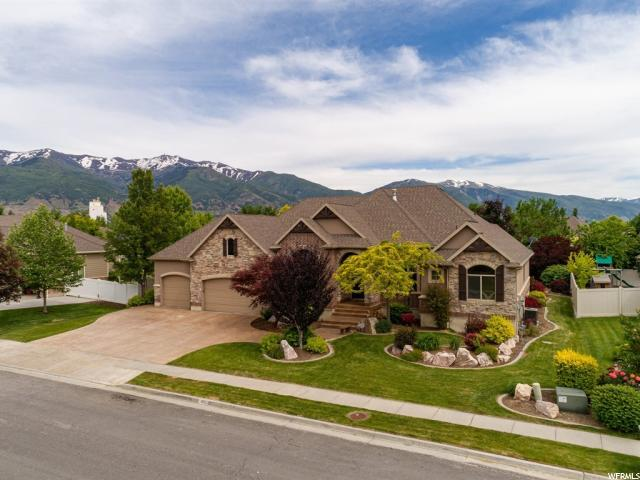 965 W Chester Ln, Kaysville, UT 84037 (#1609496) :: Doxey Real Estate Group
