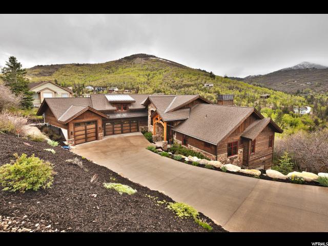 7666 Tall Oaks Dr, Park City, UT 84098 (#1609501) :: Bustos Real Estate | Keller Williams Utah Realtors