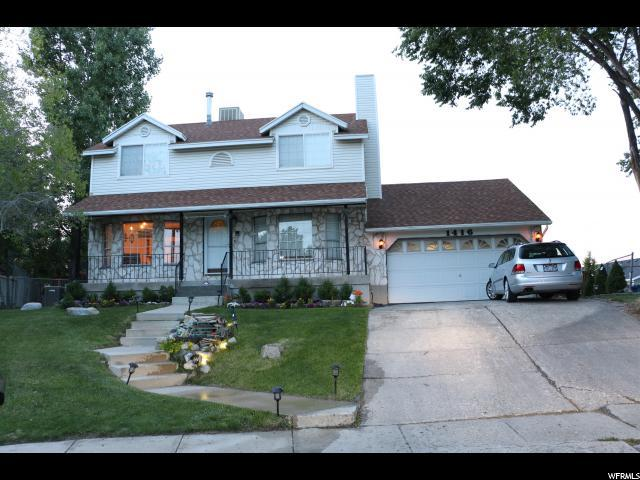 1416 W 6720 S, West Jordan, UT 84084 (#1609520) :: Powerhouse Team | Premier Real Estate