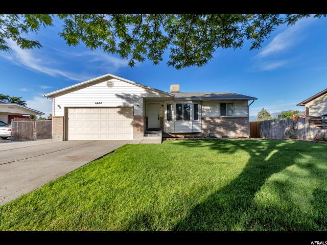 6697 S Dixie Dr, West Jordan, UT 84084 (#1609529) :: Powerhouse Team | Premier Real Estate