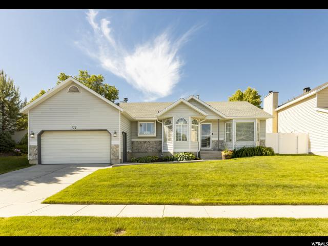 777 W Still Blossom Ln, Sandy, UT 84070 (#1609531) :: Powerhouse Team | Premier Real Estate