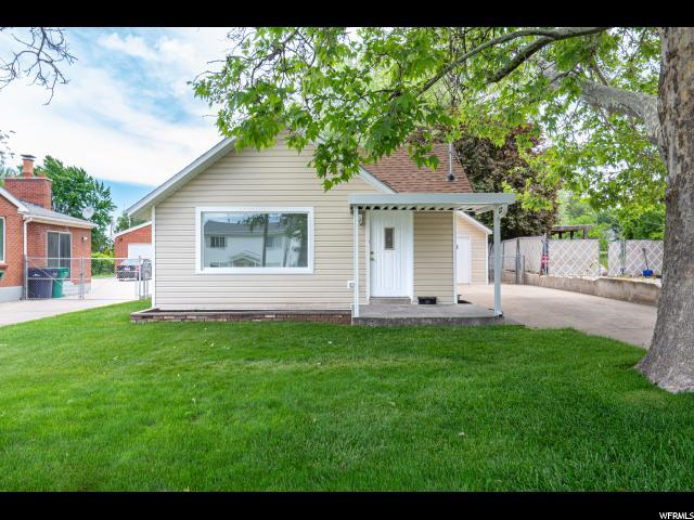 87 E 100 N, Clearfield, UT 84015 (#1609536) :: Doxey Real Estate Group