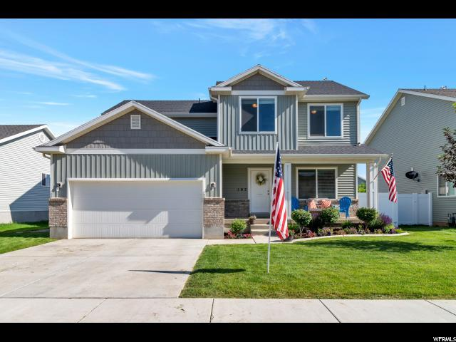 102 W 860 N, Santaquin, UT 84655 (#1609538) :: Powerhouse Team | Premier Real Estate