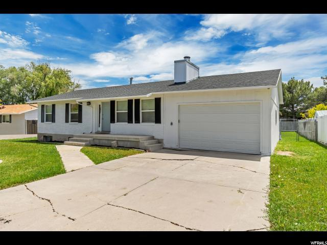 2031 W 12974 S, Riverton, UT 84065 (#1609548) :: The Utah Homes Team with iPro Realty Network