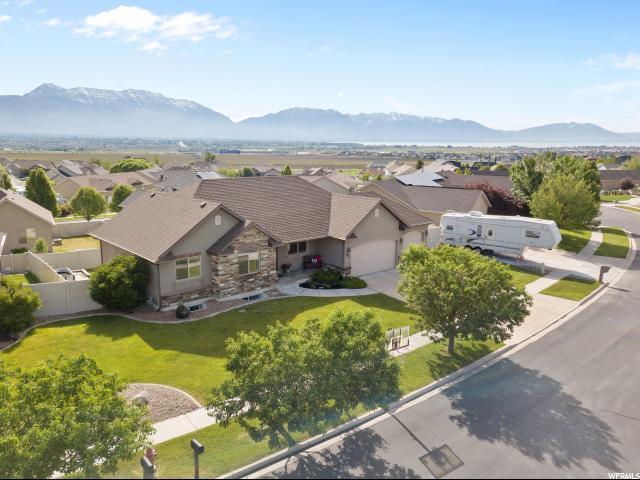 822 N Red Fox Ln #915, Saratoga Springs, UT 84045 (#1609559) :: Powerhouse Team | Premier Real Estate