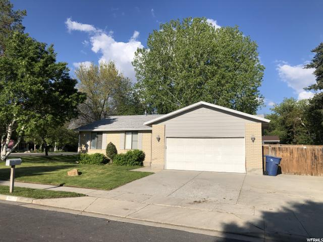 9817 S 2240 E, Sandy, UT 84092 (#1609569) :: Action Team Realty