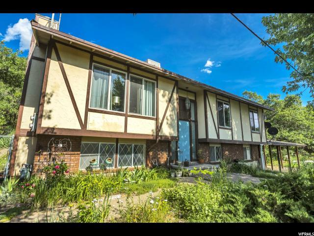 8292 S Hwy 89 E, South Weber, UT 84405 (#1609602) :: Doxey Real Estate Group