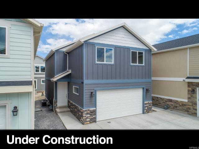 8641 N Cottonwood Aly A6, Eagle Mountain, UT 84005 (#1609604) :: The Muve Group