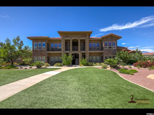 280 S Luce Del Sol #116, St. George, UT 84770 (#1609608) :: goBE Realty