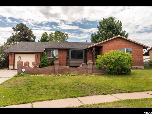 1179 W 4575 S, Riverdale, UT 84405 (#1609616) :: Bustos Real Estate | Keller Williams Utah Realtors