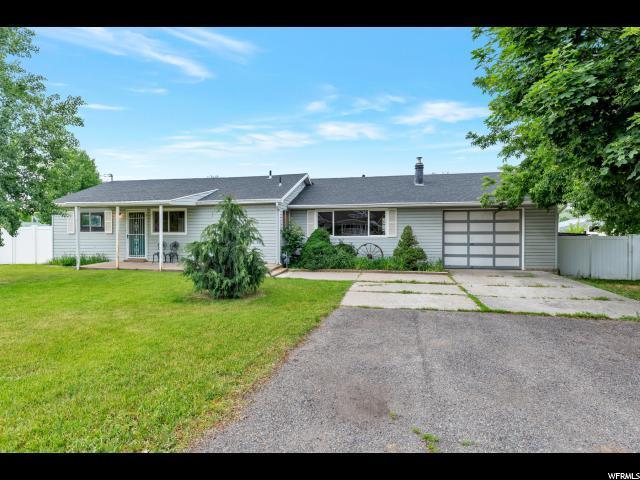 515 W Island Rd, Morgan, UT 84050 (#1609623) :: goBE Realty