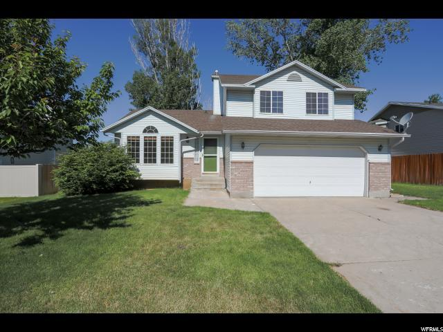 2579 N 1575 E, Layton, UT 84040 (#1609667) :: Doxey Real Estate Group