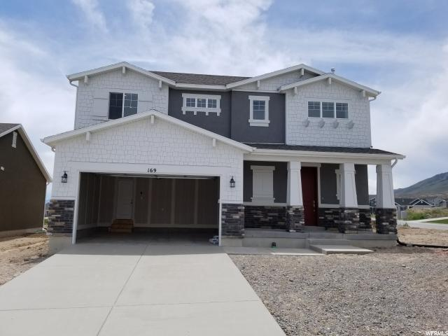 169 E Bliss Dr #2626, Saratoga Springs, UT 84045 (#1609696) :: goBE Realty