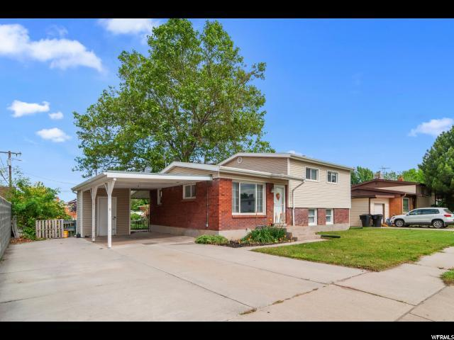 2321 N 690 W, Clinton, UT 84015 (#1609722) :: Doxey Real Estate Group