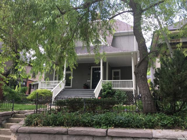 957 First Ave, Salt Lake City, UT 84103 (#1609734) :: Bustos Real Estate | Keller Williams Utah Realtors