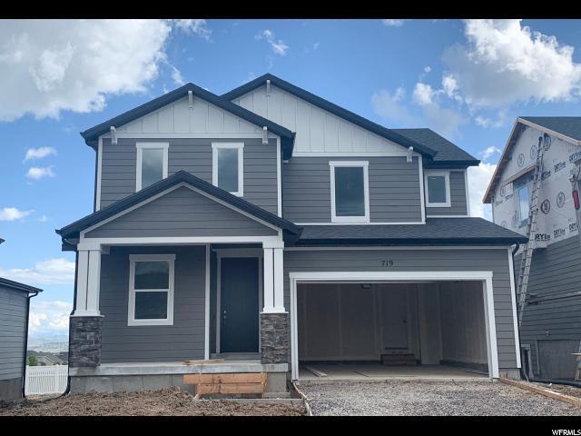 719 W Blue Violet Dr N, Saratoga Springs, UT 84045 (#1609737) :: Bustos Real Estate | Keller Williams Utah Realtors