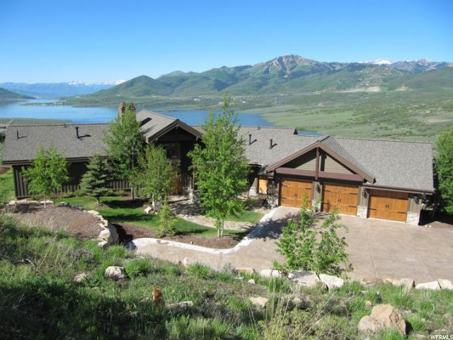 12664 Mud Springs Cir, Kamas, UT 84036 (#1609739) :: goBE Realty