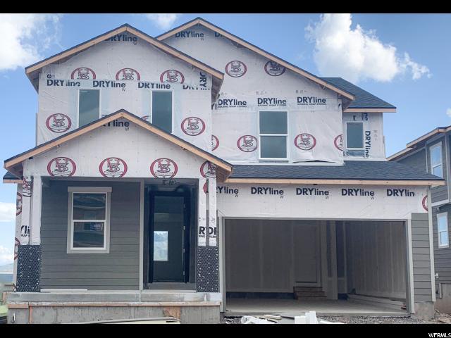 739 W Blue Violet Dr N, Saratoga Springs, UT 84045 (#1609743) :: Bustos Real Estate | Keller Williams Utah Realtors