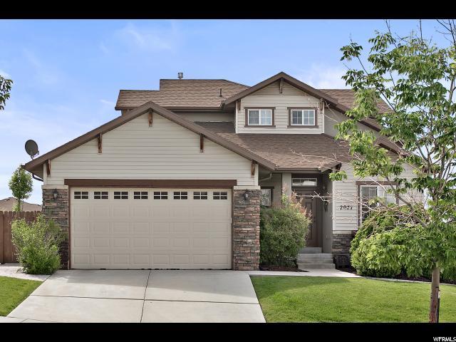 2077 W Pheasant Ridge Trl, Lehi, UT 84043 (#1609755) :: Bustos Real Estate | Keller Williams Utah Realtors