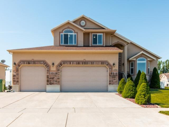 1711 W 2055 S, Syracuse, UT 84075 (#1609756) :: Doxey Real Estate Group