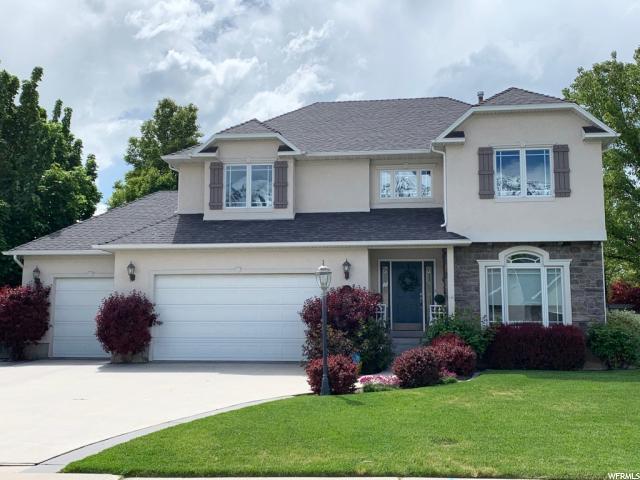 535 N 750 E, Orem, UT 84097 (#1609760) :: Bustos Real Estate | Keller Williams Utah Realtors