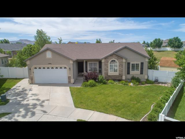 13896 S Roundelay Bay W, Herriman, UT 84096 (#1609761) :: Bustos Real Estate | Keller Williams Utah Realtors