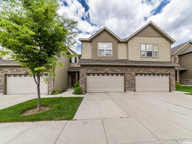 13494 S Leaf Wing Ln, Riverton, UT 84096 (#1609785) :: Bustos Real Estate | Keller Williams Utah Realtors