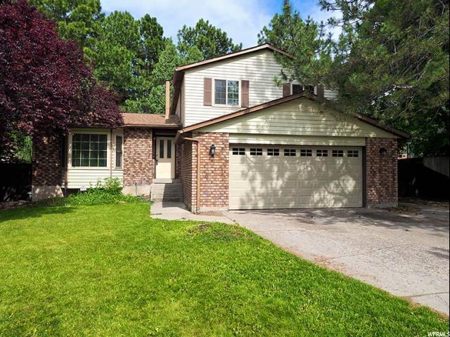 3889 S 6000 W, Salt Lake City, UT 84128 (#1609795) :: Bustos Real Estate | Keller Williams Utah Realtors
