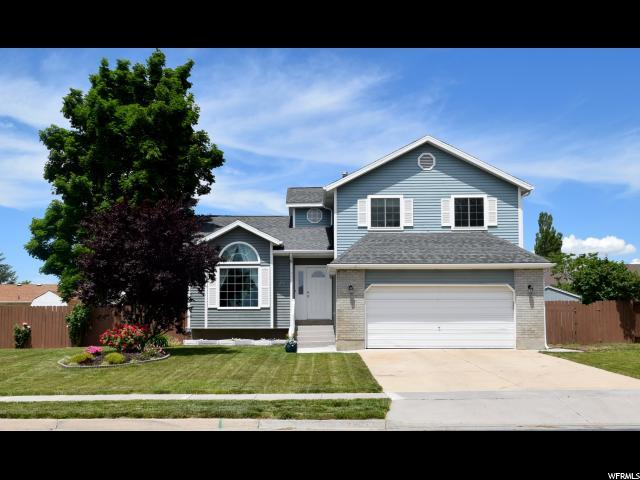 2053 W 1275 S, Syracuse, UT 84075 (#1609802) :: Doxey Real Estate Group