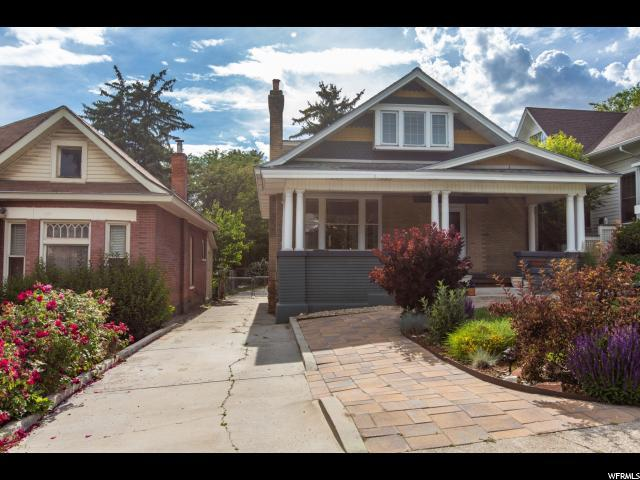 379 N G St E, Salt Lake City, UT 84103 (#1609806) :: Big Key Real Estate