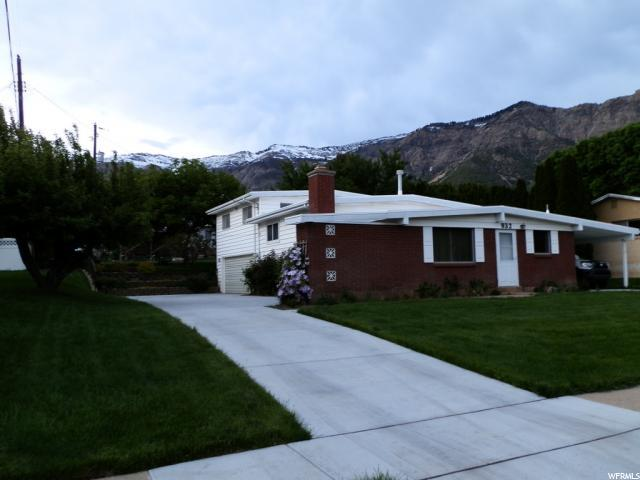 932 E 2800 N, North Ogden, UT 84414 (#1609808) :: Keller Williams Legacy