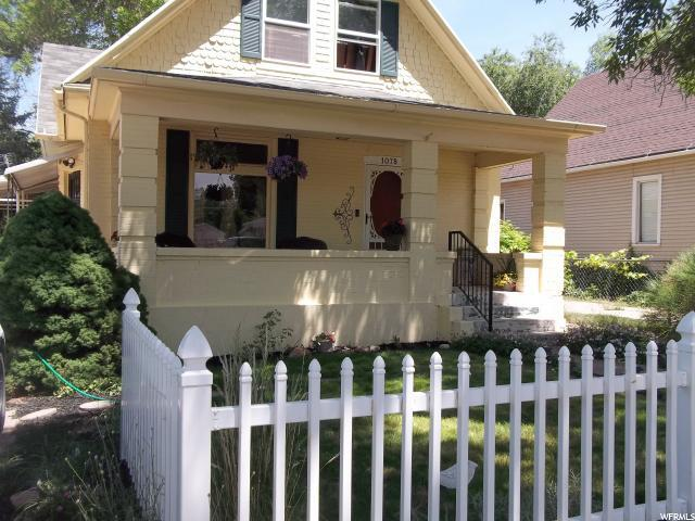 1078 E 21ST S, Ogden, UT 84401 (MLS #1609813) :: Lawson Real Estate Team - Engel & Völkers