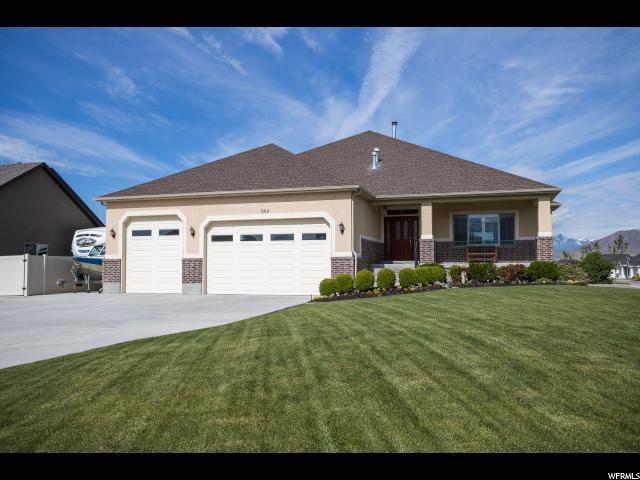 589 N Willow Haven Ave, Lehi, UT 84043 (#1609825) :: Action Team Realty