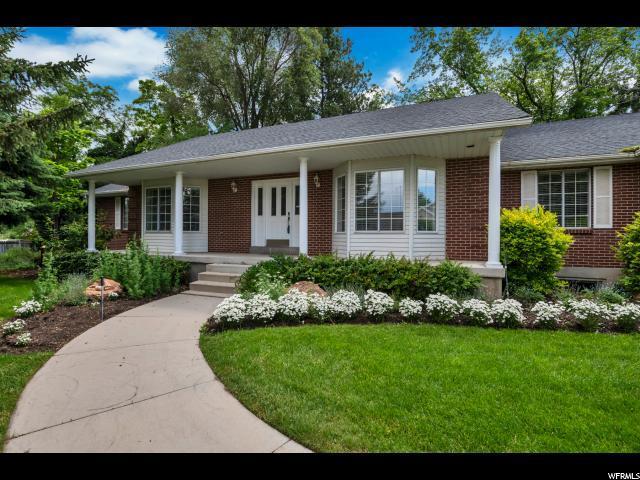 7037 S 1700 E, Cottonwood Heights, UT 84121 (#1609826) :: Bustos Real Estate | Keller Williams Utah Realtors
