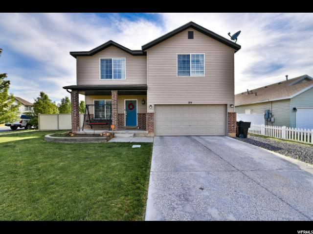 274 S 1050 W, Spanish Fork, UT 84660 (#1609842) :: Bustos Real Estate | Keller Williams Utah Realtors