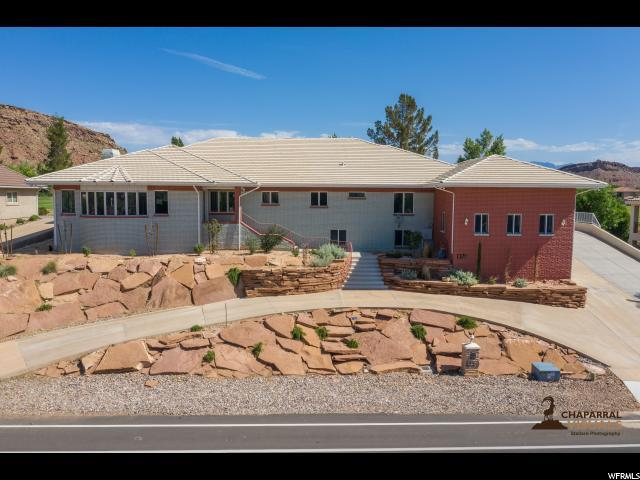 1320 W Bloomington Dr, St. George, UT 84790 (#1609846) :: goBE Realty