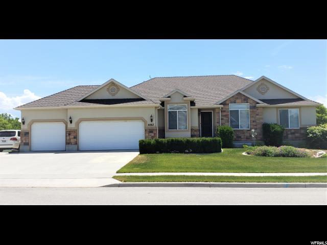 6067 W 9680 N, Highland, UT 84003 (#1609855) :: Bustos Real Estate | Keller Williams Utah Realtors
